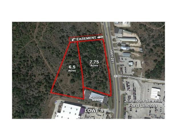 3350 N Us Hwy 281 Hwy, Marble Falls, TX 78654 (#3386207) :: Douglas Residential