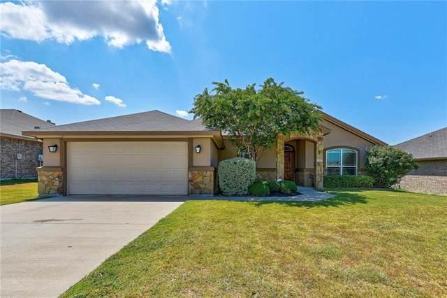 702 Cosper Creek Dr, Killeen, TX 76542 (#3386540) :: ONE ELITE REALTY