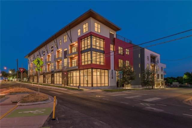 2213 Poquito St #115, Austin, TX 78722 (#3386748) :: Ana Luxury Homes