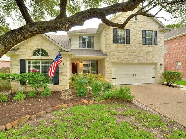 3913 Lord Byron Cir, Round Rock, TX 78664 (#3388744) :: The Perry Henderson Group at Berkshire Hathaway Texas Realty