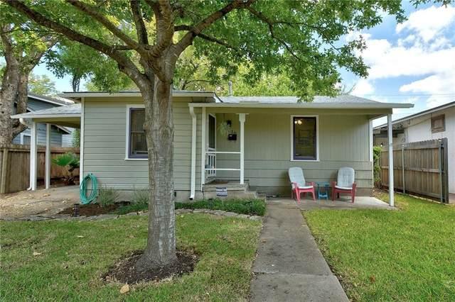 210 W 55 1/2 St, Austin, TX 78751 (#3388842) :: Front Real Estate Co.