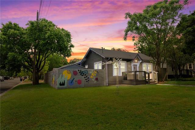 801 W Johanna St A, Austin, TX 78704 (#3389815) :: Zina & Co. Real Estate