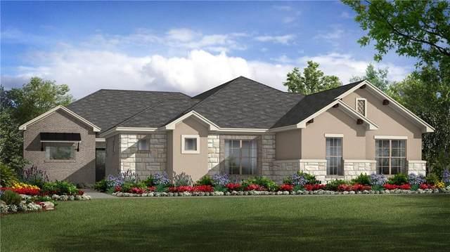 512 Ocate Mesa Trl, Liberty Hill, TX 78642 (#3390819) :: Papasan Real Estate Team @ Keller Williams Realty