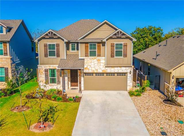 526 Bonnet Blvd, Georgetown, TX 78628 (#3391990) :: Ben Kinney Real Estate Team