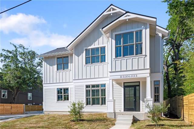 408 W 38 1/2 St 4-1, Austin, TX 78705 (#3395235) :: The Perry Henderson Group at Berkshire Hathaway Texas Realty