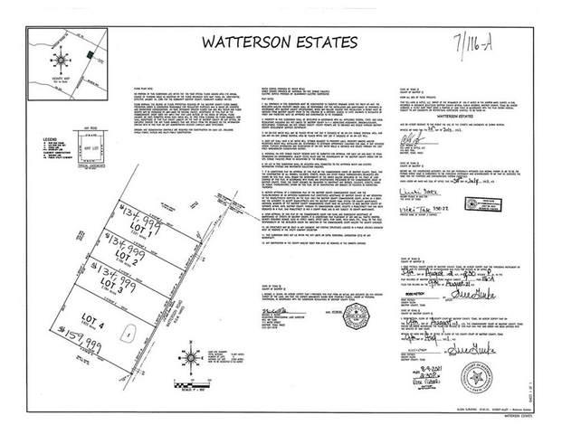 TBD Watterson Road Lot 3 Rd, Bastrop, TX 78602 (#3395660) :: Watters International