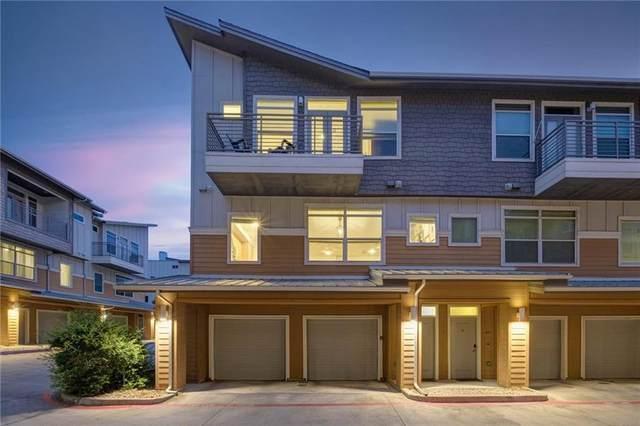2606 Wilson St #1005, Austin, TX 78704 (#3398294) :: Lauren McCoy with David Brodsky Properties