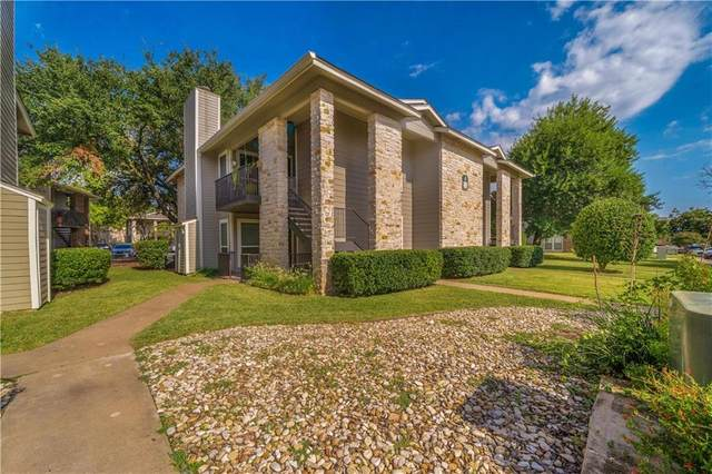 10616 Mellow Meadows Dr 4A, Austin, TX 78750 (#3398482) :: Sunburst Realty