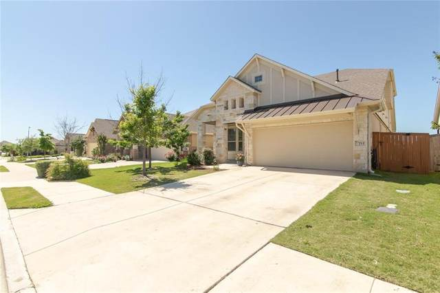 712 Blue Agave Ln, Georgetown, TX 78626 (#3400224) :: ORO Realty