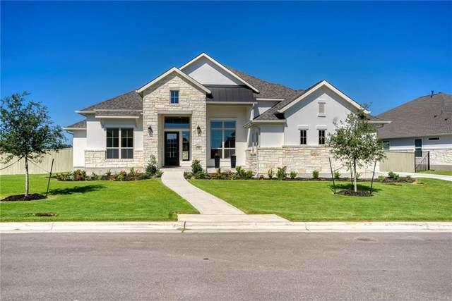 101 Arbolado Loop, Liberty Hill, TX 78642 (#3401995) :: Papasan Real Estate Team @ Keller Williams Realty