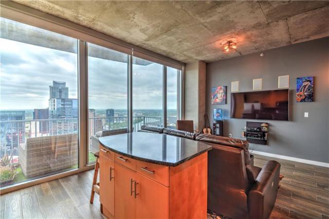 360 Nueces St #4003, Austin, TX 78701 (#3402391) :: Ben Kinney Real Estate Team