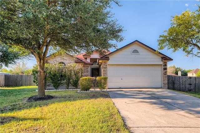 108 Cattail Cv, Hutto, TX 78634 (#3403733) :: Papasan Real Estate Team @ Keller Williams Realty