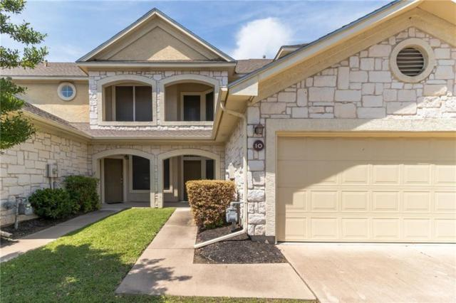 3300 Forest Creek Dr #10, Round Rock, TX 78664 (#3403973) :: The Heyl Group at Keller Williams