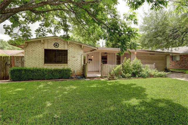 3301 Silverleaf Dr, Austin, TX 78757 (#3404289) :: The Perry Henderson Group at Berkshire Hathaway Texas Realty