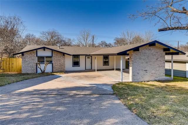 3208 Catalina Dr, Austin, TX 78741 (#3406116) :: First Texas Brokerage Company