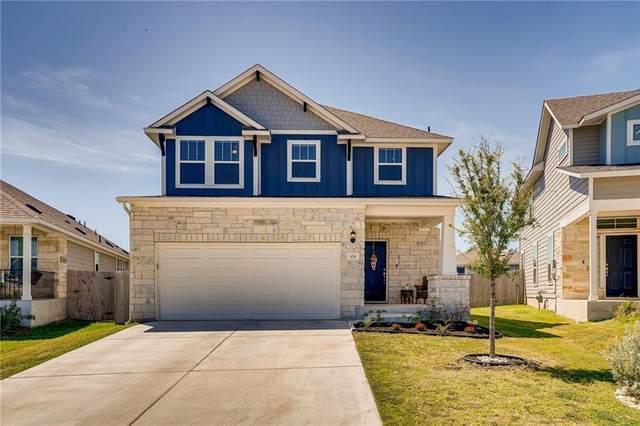 109 Oakstone Dr, Georgetown, TX 78628 (#3406396) :: Watters International