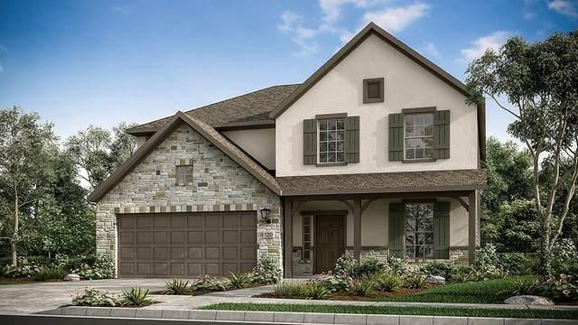 1408 Positano Byp, Leander, TX 78641 (#3407947) :: Ben Kinney Real Estate Team