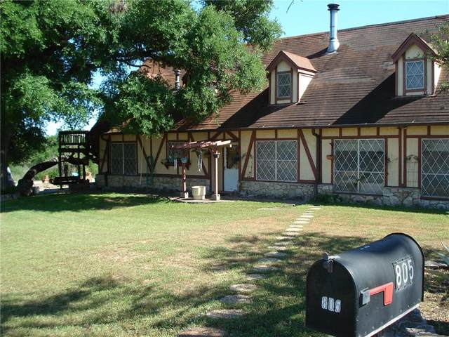 805 Wanta Hideaway, Spicewood, TX 78669 (#3408777) :: The Perry Henderson Group at Berkshire Hathaway Texas Realty