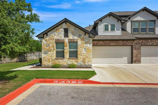 2304 S Lakeline Blvd #461, Cedar Park, TX 78613 (#3408830) :: The Heyl Group at Keller Williams