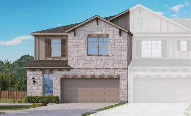 501C Silkworm Way, Pflugerville, TX 78660 (#3408988) :: Front Real Estate Co.