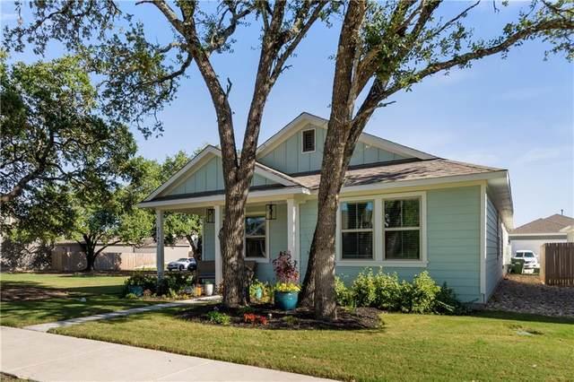 2345 Pecan Island Dr, Leander, TX 78641 (MLS #3413615) :: Vista Real Estate
