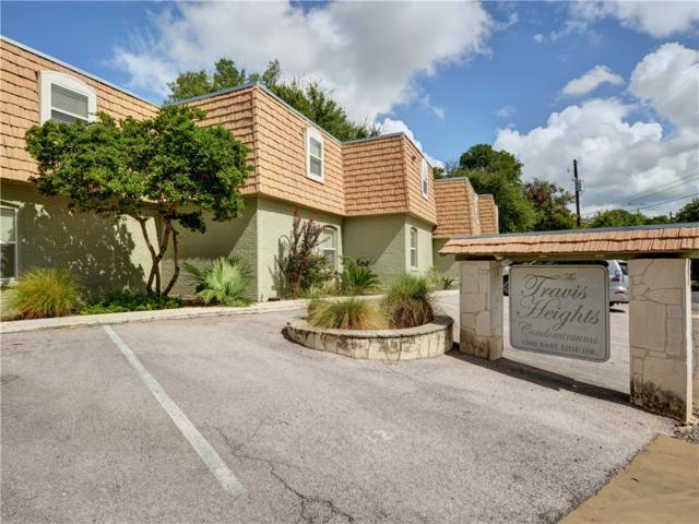 1500 East Side Dr 110-D, Austin, TX 78704 (#3416381) :: The Smith Team
