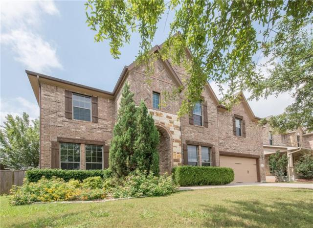 124 Snowdrift Trl, Round Rock, TX 78664 (#3418470) :: Watters International