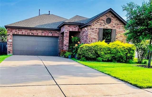 12013 Oaklynn Ct, Manor, TX 78653 (#3418578) :: Papasan Real Estate Team @ Keller Williams Realty