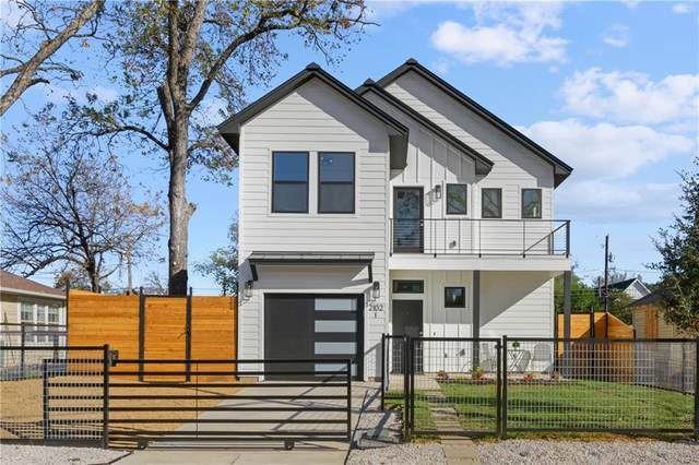 2102 E 2nd St #1, Austin, TX 78702 (#3421200) :: The Heyl Group at Keller Williams