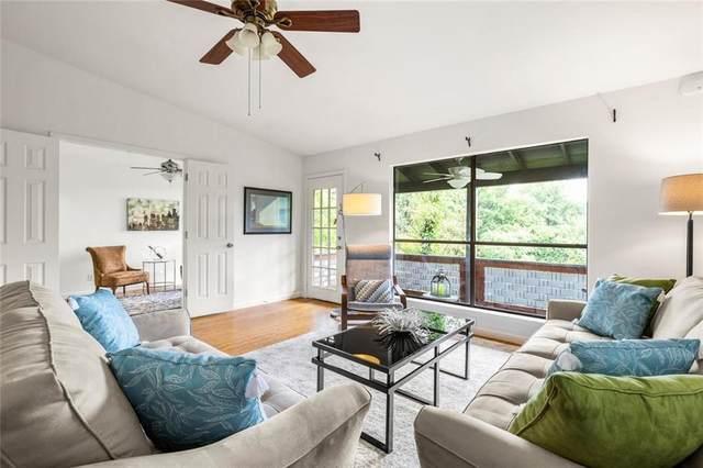 1101 Hollow Creek Dr #2208, Austin, TX 78704 (#3422448) :: Papasan Real Estate Team @ Keller Williams Realty