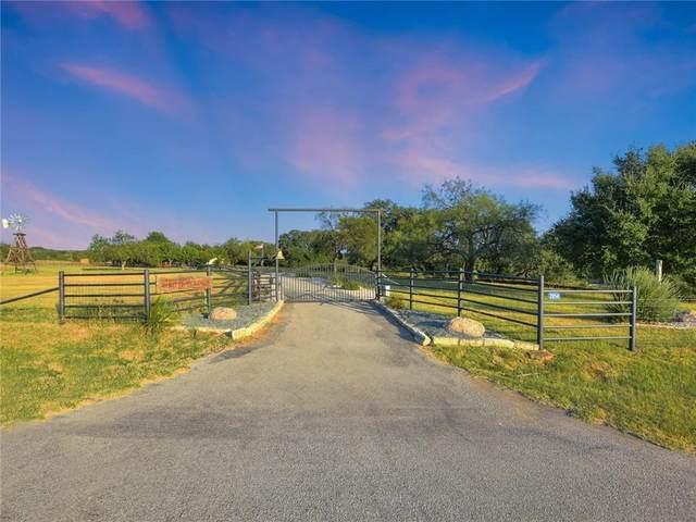 2054 Ranch Road 1320, Johnson City, TX 78636 (#3424021) :: Papasan Real Estate Team @ Keller Williams Realty