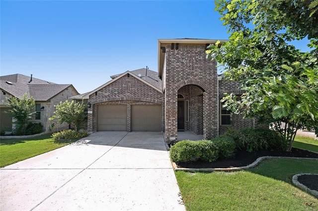 18505 Applio Claudio Dr, Pflugerville, TX 78660 (#3424175) :: Papasan Real Estate Team @ Keller Williams Realty