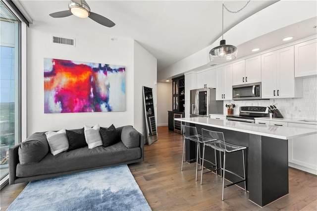 360 Nueces St #2202, Austin, TX 78701 (#3425010) :: Ben Kinney Real Estate Team
