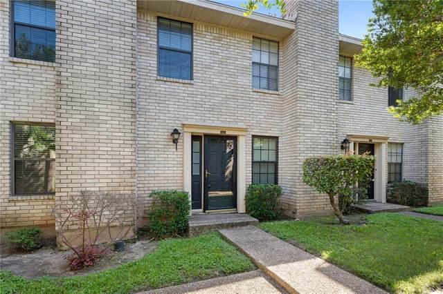8400 Jamestown Dr #112, Austin, TX 78758 (#3425653) :: Papasan Real Estate Team @ Keller Williams Realty