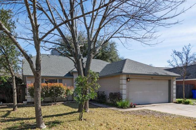 306 Oakcrest Dr, Cedar Park, TX 78613 (#3425870) :: Ben Kinney Real Estate Team