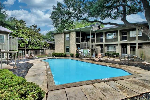 2303 East Side Dr #208, Austin, TX 78704 (#3427770) :: Sunburst Realty