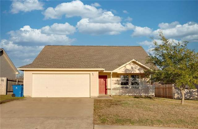604 Debra Dr, Taylor, TX 76574 (#3428275) :: The Perry Henderson Group at Berkshire Hathaway Texas Realty