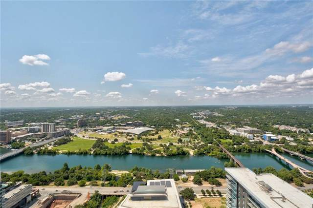 301 West Ave #4406, Austin, TX 78701 (#3428293) :: The Perry Henderson Group at Berkshire Hathaway Texas Realty