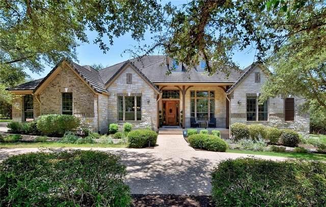 455 W Overlook Mountain Rd, Buda, TX 78610 (#3429378) :: Papasan Real Estate Team @ Keller Williams Realty