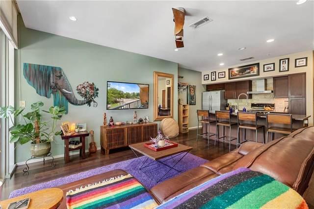 1600 Barton Springs Rd #5210, Austin, TX 78704 (#3430631) :: Zina & Co. Real Estate