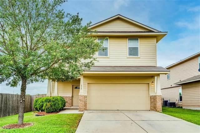 516 W Metcalfe St, Hutto, TX 78634 (#3432797) :: Papasan Real Estate Team @ Keller Williams Realty