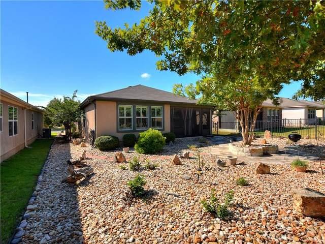 115 Eisenhower Ct, Georgetown, TX 78633 (#3433588) :: Papasan Real Estate Team @ Keller Williams Realty