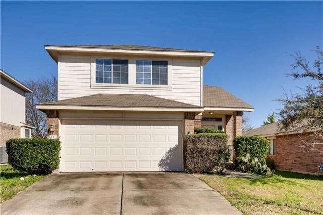 441 Sweet Leaf Ln, Pflugerville, TX 78660 (#3435717) :: Ana Luxury Homes