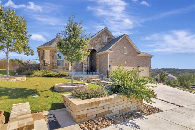 117 Woodway Bnd, Georgetown, TX 78628 (#3439010) :: Zina & Co. Real Estate