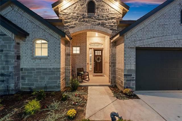 812 Karst Cv, Georgetown, TX 78628 (#3439887) :: Ben Kinney Real Estate Team