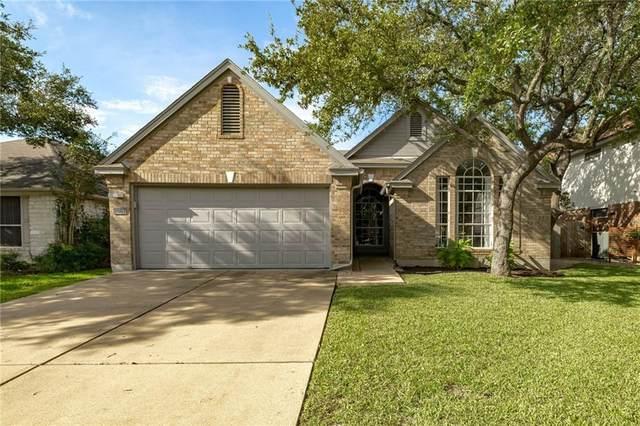 2603 Melba Pass, Cedar Park, TX 78613 (#3440640) :: Papasan Real Estate Team @ Keller Williams Realty