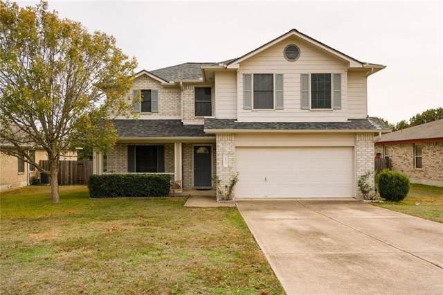 156 Carolyns Way, Buda, TX 78610 (#3440665) :: The Perry Henderson Group at Berkshire Hathaway Texas Realty