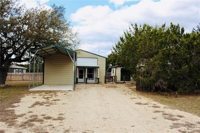 424 Pr 1517, Bandera, TX 78003 (#3440831) :: Papasan Real Estate Team @ Keller Williams Realty