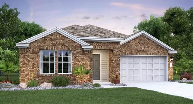 312 Sassafras St, Hutto, TX 78634 (#3442373) :: Zina & Co. Real Estate