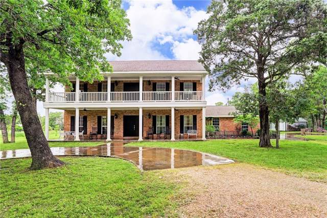 3301 Round Top Road, Round Top, TX 78954 (#3443375) :: The Perry Henderson Group at Berkshire Hathaway Texas Realty